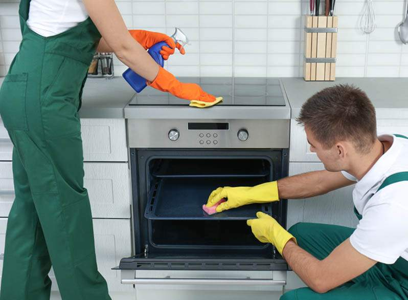 Professional Appliance Cleaning Service